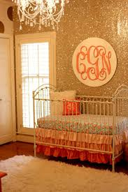 Baby Wall Decals For Nursery by Best 20 Glitter Nursery Ideas On Pinterest Baby Glitter