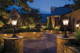 outdoor l post replacement parts revolutionary kichler outdoor lighting post mt 4lt ld
