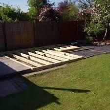 Backyard Wood Deck Wood Patios And Decks U2013 Outdoor Design