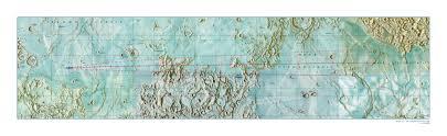 Lbl Map Apollo 11 Image Library