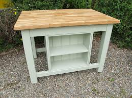 kitchen island oak freestanding kitchen island with built in bookcase