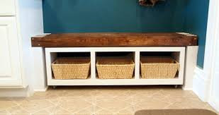 Entryway Cubbies Bench The Best 30 Diy Entryway Bench Projects Beautiful Bench