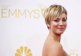 kaley cuoco criticised over new hair cut the big bang theory