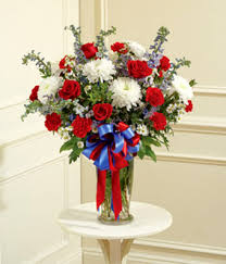 white floral arrangements white blue flower arrangement at from you flowers