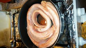 comment cuisiner la saumonette saumonette à la créme fraiche la bonne popotte de