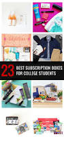Dorm Room Gifts For Female Students 23 Best Subscription Boxes For College Students Urban Tastebud