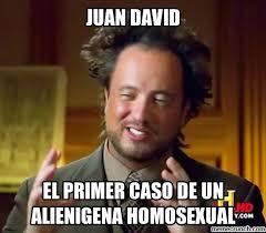 Memes De David - david gay