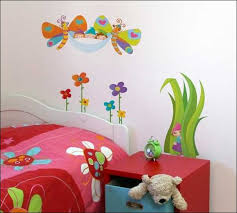 Kids Rooms Paint Ideas Fabulous Childrens Playroom With Kids - Wall paint for kids room