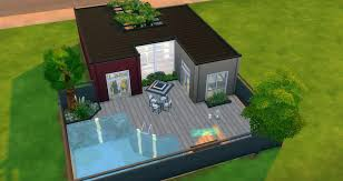 building a house online the sims 4 building challenge container house sims online