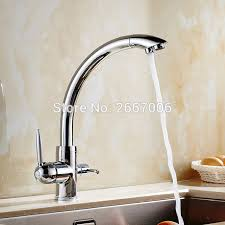 free shipping good quality health swivel solid brass water faucet