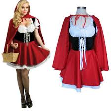 Ebay Halloween Costumes Size Size Red Riding Hood Costume Cosplay Halloween