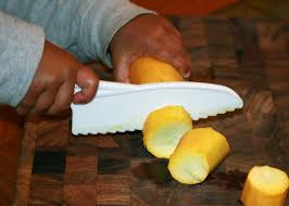 childrens kitchen knives go ahead give your toddler a kitchen knife the salt npr