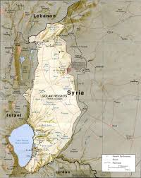 Map Of Syria And Surrounding Countries by Borders Of Israel Wikipedia