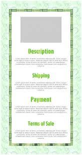 artois project free ebay templates and ebay template generator
