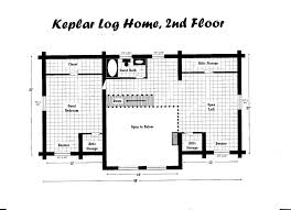 Log Cabin Homes Floor Plans Keplar Home 2204 Sq Ft