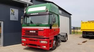 truck iveco eurostar 440e42 tractor unit 4x2 fiš trucks slovenia