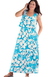 Tropical Themed Clothes - plus size tropical dresses