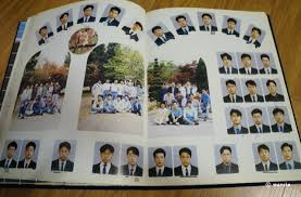 school year books hilarious korean high school yearbooks will make you smile