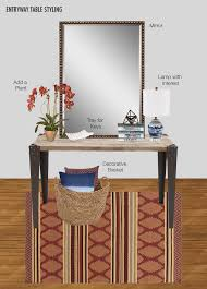 Table For Entryway Entryways Are Challenging If You Are Fortunate Enough To The