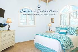 girls nautical bedding coastal living palm collection bed bath beyond my bedding sets