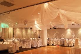 Wedding Ceiling Draping by Draping U0026 Chandeliers Divine Events