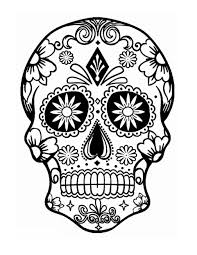 black skull images for tatouage
