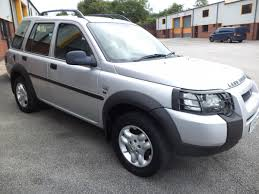 2005 land rover freelander td4 se turbo diesel 4x4 estate car