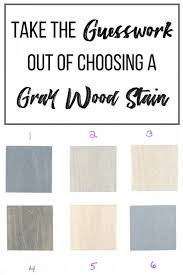 what of stain should i use on my kitchen cabinets 6 grey wood stain colors on 5 different wood species