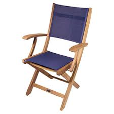 Foldable Armchair Outdoor Seating West Marine