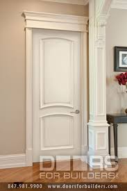 Interior Room Doors Custom Paint Grade Mdf Interior Powder Room Door Custom Wood
