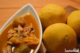 comment cuisiner un brochet sauce villageoise au brochet et foufou ivorianfood