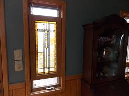 stained glass cupboard doors upcycling a pair of stained glass doors minwax blog
