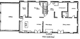 fashionable ideas a frame colonial house plans 5 post beam and