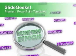 magnifier glasses powerpoint themes