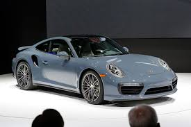 porsche 911 modified 2016 porsche 911 turbo and turbo s revealed autocar