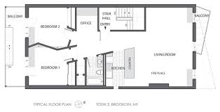 the floor plan of a new building is shown modern small apartment building floor plans toshi apartment
