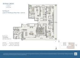 21 penthouse floor plan