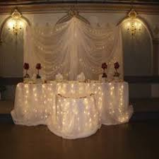 wedding head table a few of my favourite things pinterest