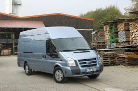 van ford transit new ford transit van in 2013 will have diesel engine option