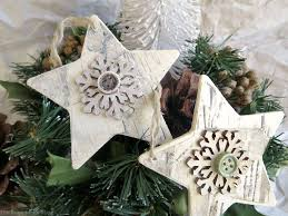 how to make rustic ornaments the boondocks