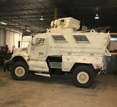 mrap paramus police department mine resistant ambush protected vehicle