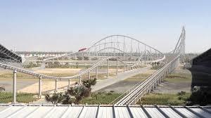 in abu dhabi roller coaster roller coaster abu dhabi