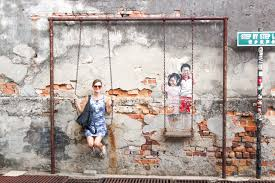 hunting for street art in penang sunkissed suitcase sunkissed suitcase street art in penang malaysia