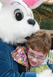 caring bunny meet the easter bunny on march 22 autism speaks