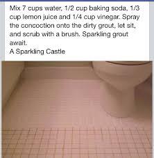 bathroom how to clean floor 4 ways to clean grout between floor tiles wikihow with how