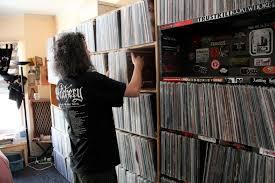 metal vinyl collection of doom dark evil grim well lit and