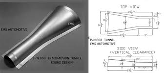 universal transmission tunnels