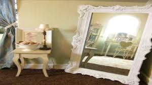 big wall mirror oversized shabby chic mirror shabby chic large