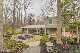 three charles goodman designed homes for sale in the d c area