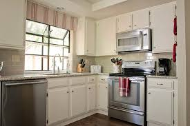 How Paint Kitchen Cabinets White by Best Painting Kitchen Cabinets White U2014 Optimizing Home Decor Ideas